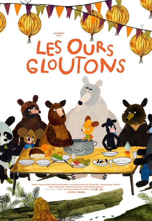 Les Ours gloutons