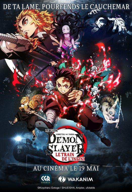 Demon Slayer – Kimetsu no Yaiba – Le film : Le train de l'infini