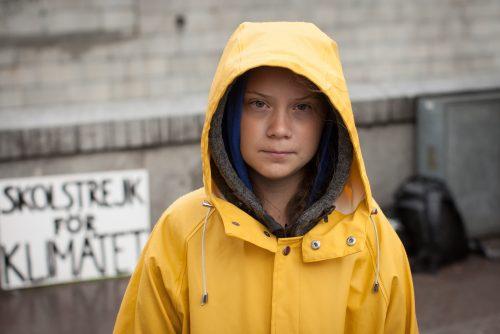 I am Greta, l'espoir de la jeunesse